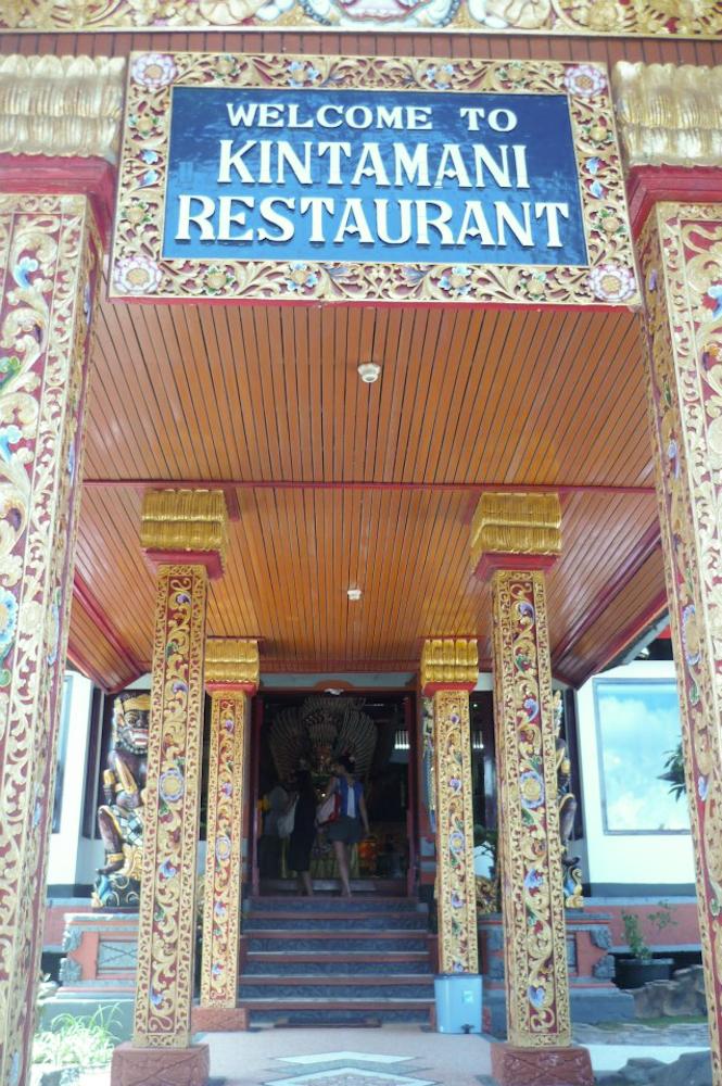 Kintamani Restaurant In Bali