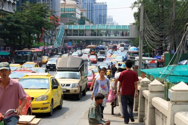 bangkok traffic 7