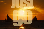 just go sunset