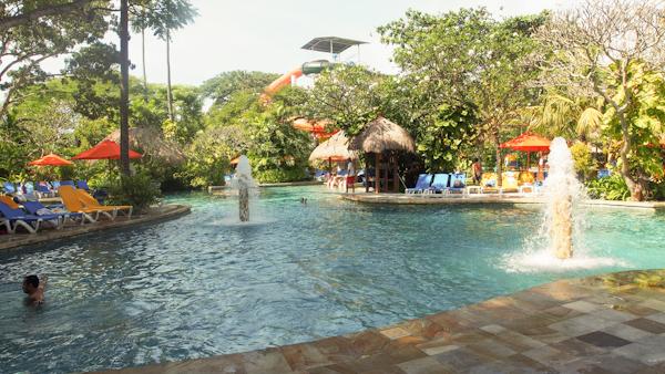 waterbom pool