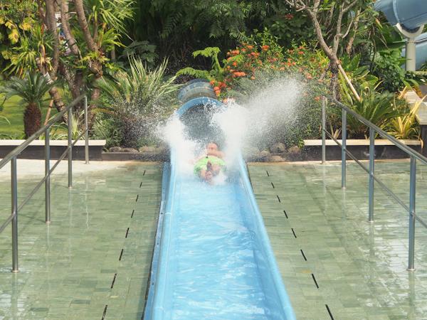 waterbom slide