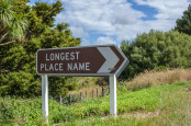 The Longest Place Name In The World