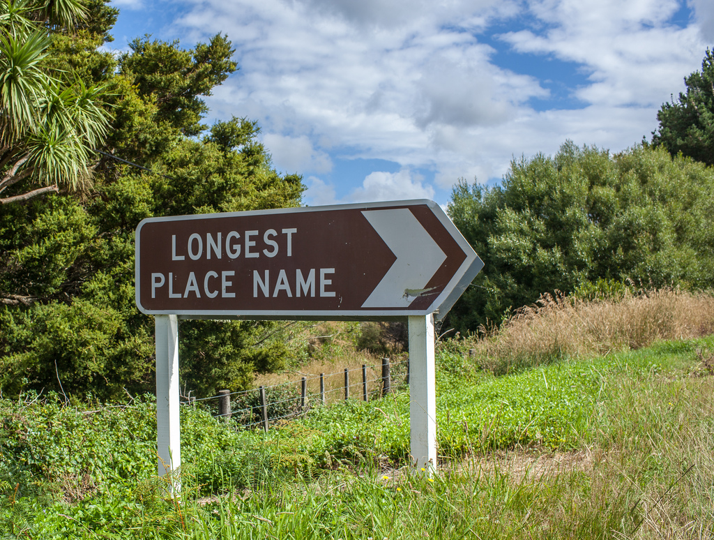 The Longest Place Name In The World Destination