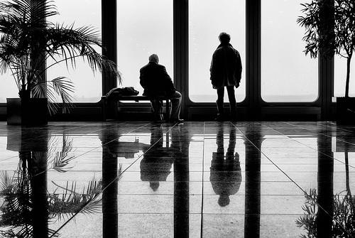 airport life photo