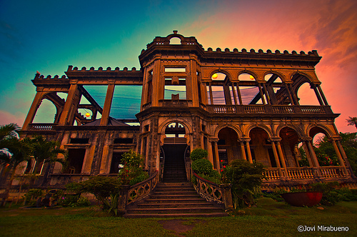 ruins bacolod photo