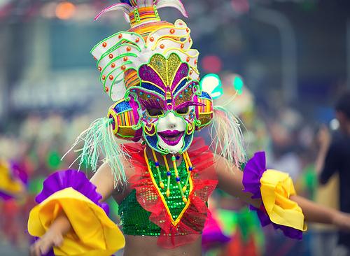 Masskara Festival photo