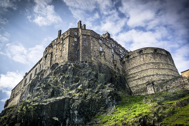 EDINBURGH CASTLE photo
