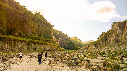 Mt Pinatubo photo