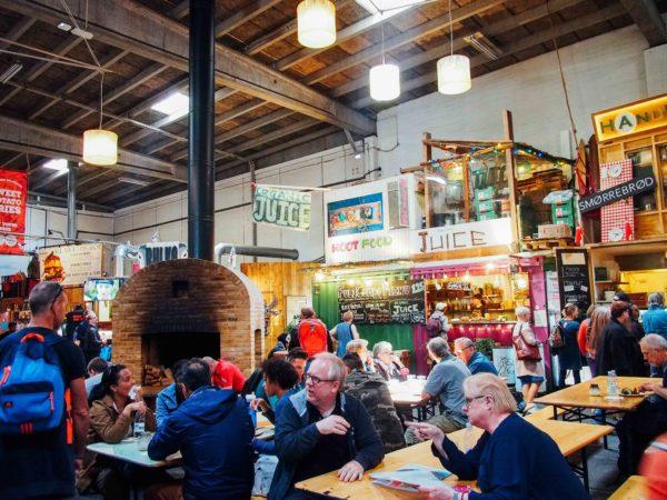 PapirØen – Copenhagen Street Food